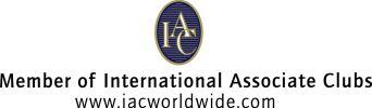 Logo International Associate Clubs