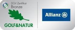 Logo DGV Zertifikat/Allianz